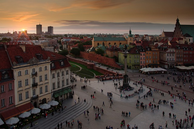 what to do in warsaw